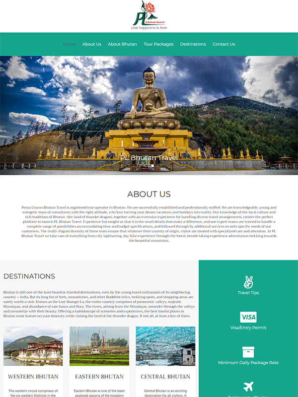 PL Bhutan Travel