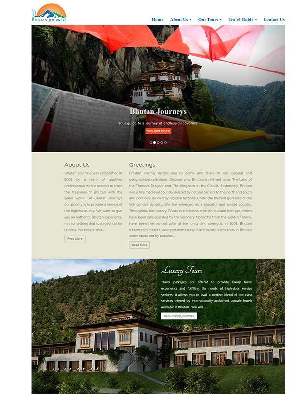 Bhutan Journeys