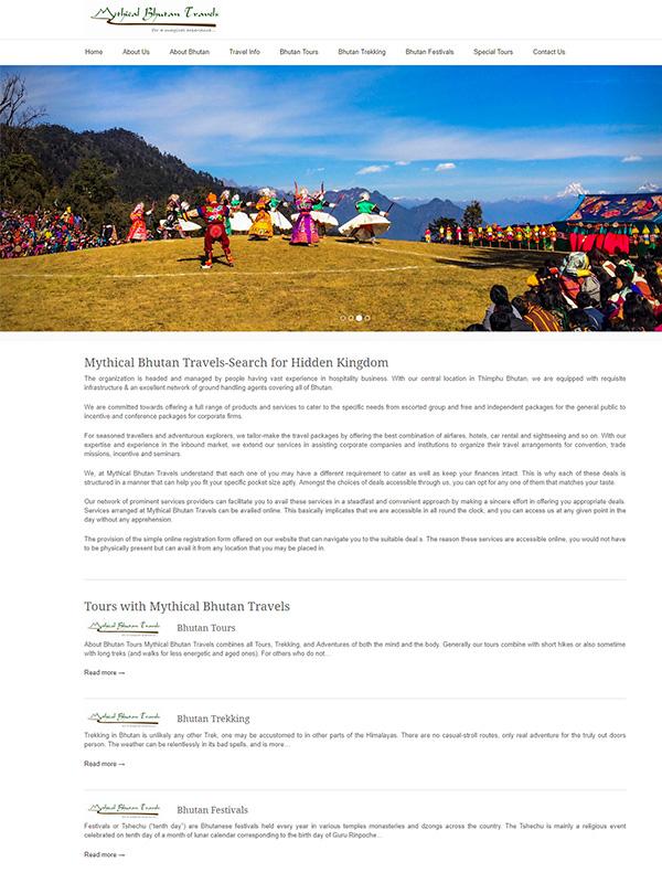 Mythical Bhutan Travels