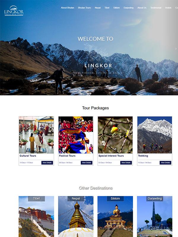 Lingkor Tours and Treks
