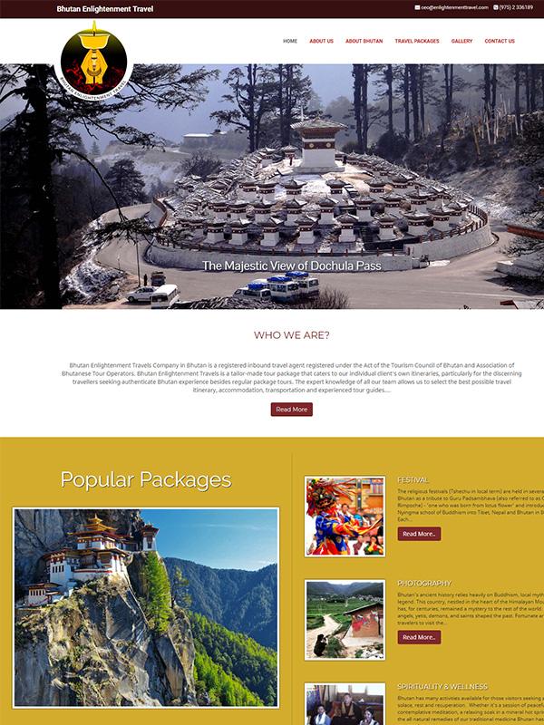 Bhutan Enlightenment Travel