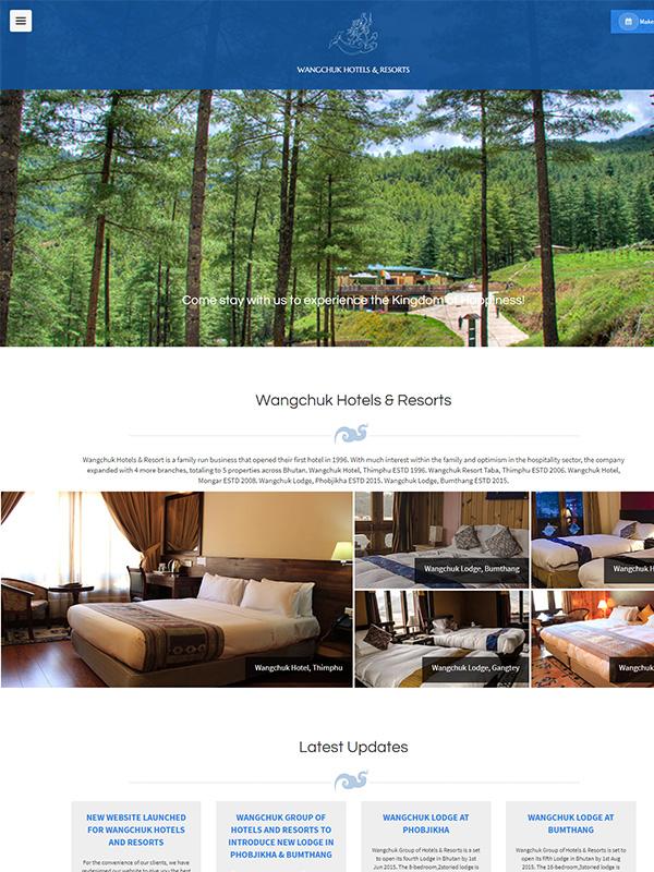Wangchuk Hotels & Resorts