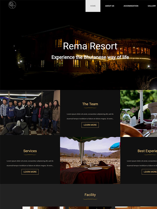 Rema Resort