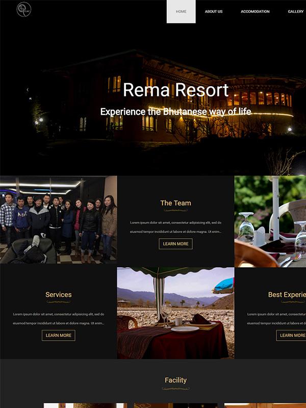 Rema Resort