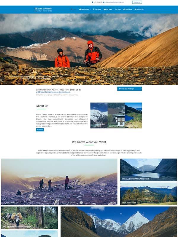 Wild Mountain Adventure