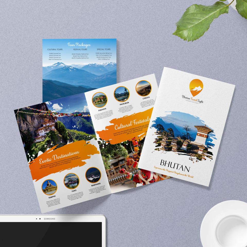 Bhutan Travel Light